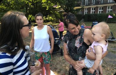 Picknick im Geburtshaus 2018